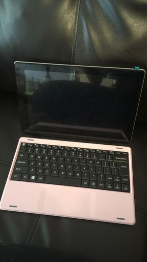 RCA tablet with attachable keyboard for Sale in Ypsilanti, MI