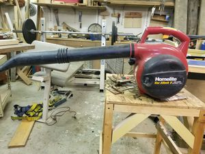 Home lite 200 mph leaf blower and vacuum for Sale in Henderson, MI