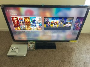 TV 50 inches WITH STAND AND REMOTE EXCELLENT CONDITION for Sale in Phoenix, AZ