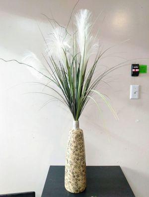 Fake Plant In Ceramic Pot Decor for Sale in Henderson, NV