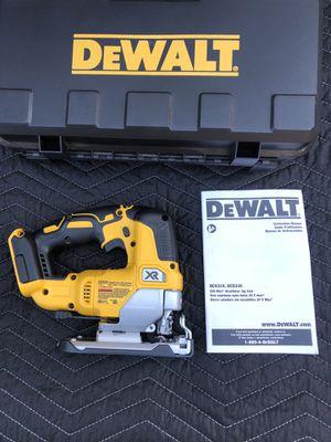 Dewalt 20v XR Jigsaw tool only for Sale in South El Monte, CA