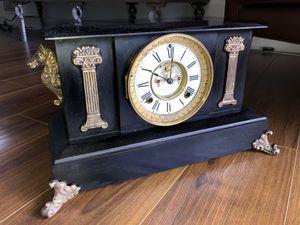 """Antique Ansonia """"Coventry"""" Mantel Clock for Sale in Santa Monica, CA"""