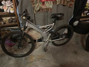 Full suspension mountain bike for Sale in Manchester, MO