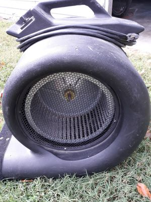 Air boss 3 speed turbo dryer/blower for Sale in Virginia Beach, VA
