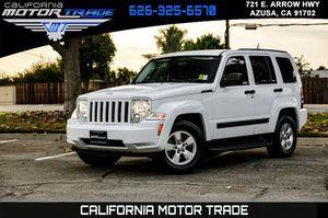 2012 Jeep Liberty for Sale in Azusa, CA