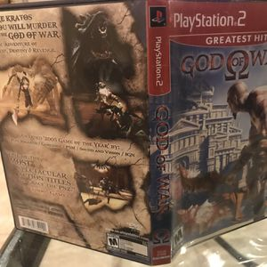 "God Of War ""Not Working"" PS2 Game for Sale in Fort Lauderdale, FL"
