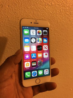 IPhone 6s 32GB Gold Unlocked for any carrier AT&T Cricket Metro T mobile Verizon Telcel GSM Movistar etc for Sale in Riverside, CA