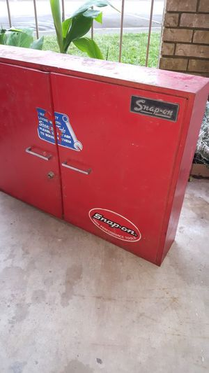 Snap on puller set tool box for Sale in Houston, TX