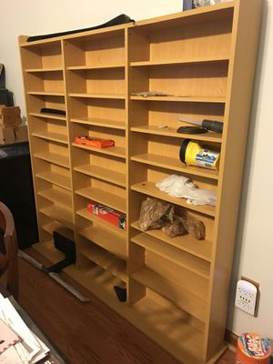 CD/DVD Storage Unit Shelve for Sale in Moyock, NC
