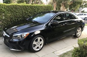 2017 Mercedes Benz CLA for Sale in Los Angeles, CA