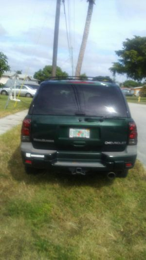 Chevy trail blazer 2003 for Sale in Fort Lauderdale, FL