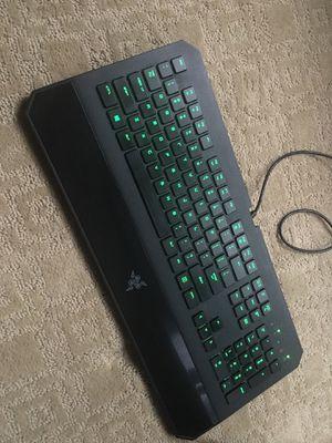 **RAZER DeathStalker gaming keyboard** for Sale in Tampa, FL