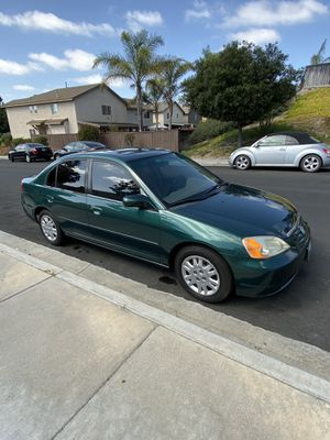 Honda Civic 2002 for Sale in San Diego, CA