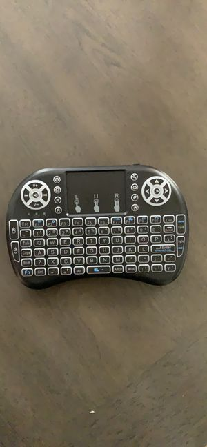 Wireless keyboard and mouse pad for Sale in Fort Wayne, IN