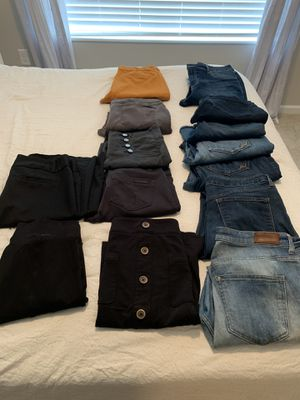 Name brand Ladies Clothes - mostly 10 and 12. for Sale in Sunbury, OH