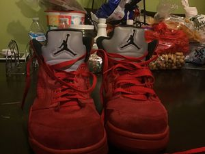 Air Jordan Retro 5. Size 11 for Sale in E RNCHO DMNGZ, CA