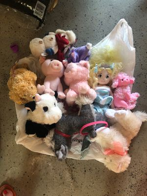 Stuffed animals for Sale in Queens, NY