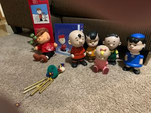 NIB: Peanuts Collection: Charlie Brown's Christmas tree for Sale in Chippewa Falls, WI