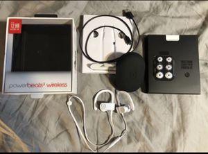 New in box Power Beats 3 Headphones for Sale in Gibsonton, FL