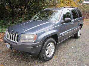 2004 Jeep Grand Cherokee for Sale in Shoreline, WA