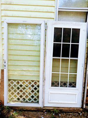 Glass pane door for Sale in US