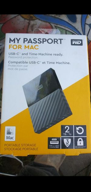 New and factory sealed. Passport Hard Drives 1TB. Also, have 2, 3 & 4 &6s. for Sale in Avondale, AZ