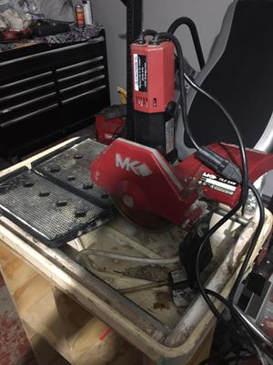 Mk Tile Saw for Sale in Somerton, AZ
