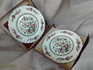 """Myott Staffordshire """"Indian Tree"""" plates for Sale in Fresno, CA"""