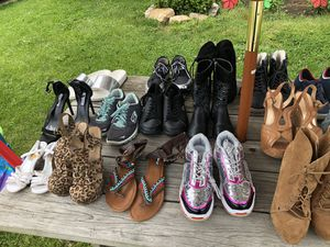 Shoes all under $10 for Sale in Cleveland, OH