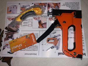 Staple gun for Sale in Alexandria, VA