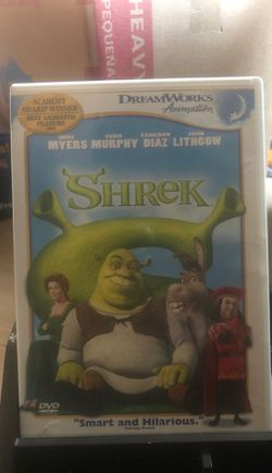 Shrek DVD for Sale in San Jose,  CA