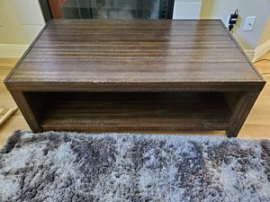 Wooden Coffee table for Sale in Fresno, CA