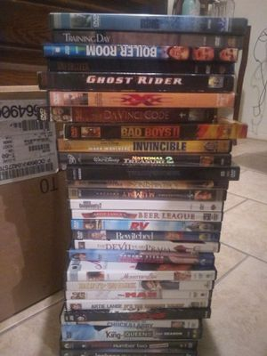 82 dvds for Sale in Wichita Falls, TX