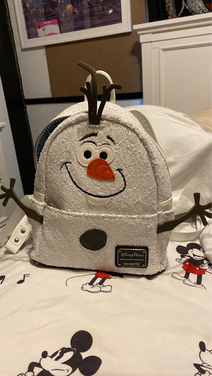 Olaf Sequin Loungefly Backpack for Sale in Fresno, CA