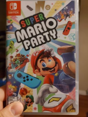 Nintendo switch super Mario party for Sale in Riverview, FL