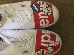 Supreme vans for Sale in San Leandro, CA