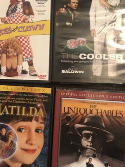 DVD's for Sale in Escondido,  CA