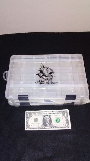 2 Chattahoochee Chomper lure float boxes. for Sale in Cleveland, OH