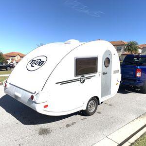 Beautiful Teardrop Camper By T@B for Sale in Clermont, FL