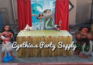 Moana Backdrop for Sale in Los Angeles, CA