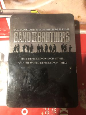 Band of Brothers DVD BOX SET Disc#1-6 for Sale in Fairfield, CA