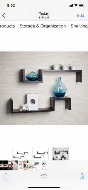 Wall shelve for Sale in Naperville, IL