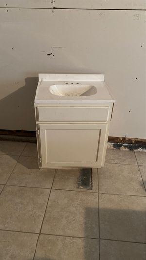 Sink para baño $10 for Sale in Houston, TX