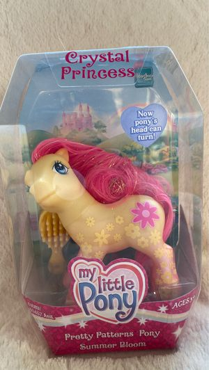 My little pony, Summer Bloom for Sale in Snohomish, WA