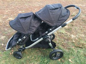 Baby Jogger City Select Double Stroller for Sale in Weehawken, NJ