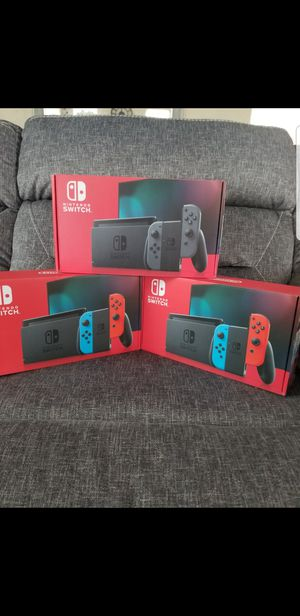 Nintendo Switch v2 - BRAND NEW - UNOPENED for Sale in Dallas, TX