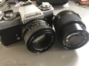 Minolta XD5 film Camera for sale for Sale in West Collingswood Heights, NJ