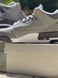 Jordan 3 Cool Grey Size 10 for Sale in Fort Myers,  FL