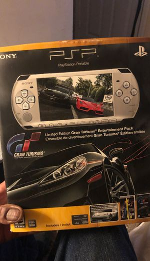 Sony PSP 3000 NFS bundle New in box for Sale in Duluth, GA