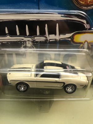Hot wheels motor city classics premium 68 mustang $27 for Sale in Tamarac, FL